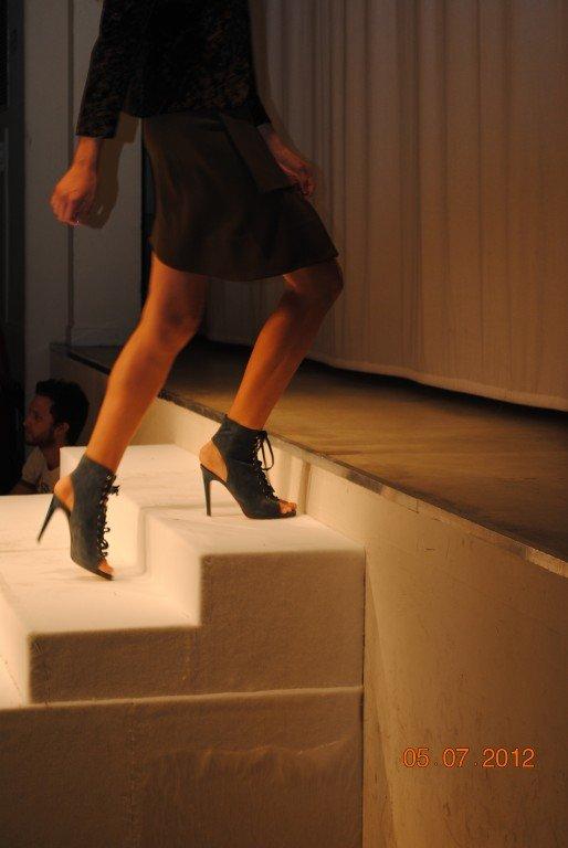 The brunette cupcake by eleonora rocca for Corsi di fashion design milano