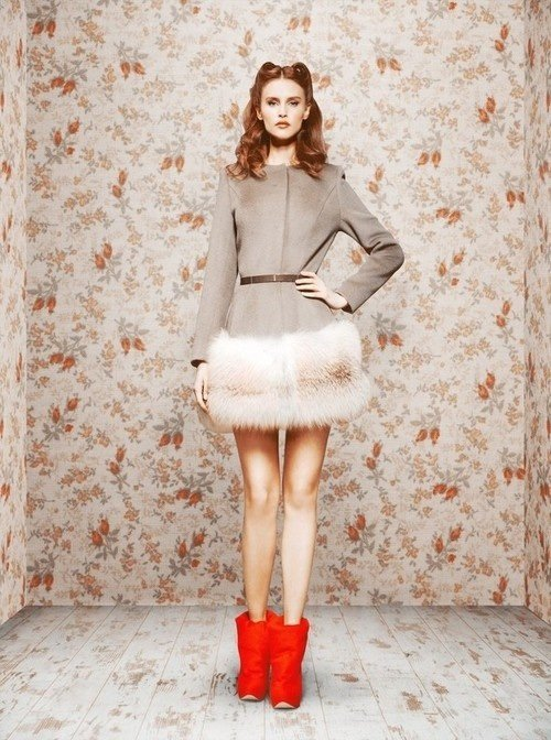 fashion notes: about christmas