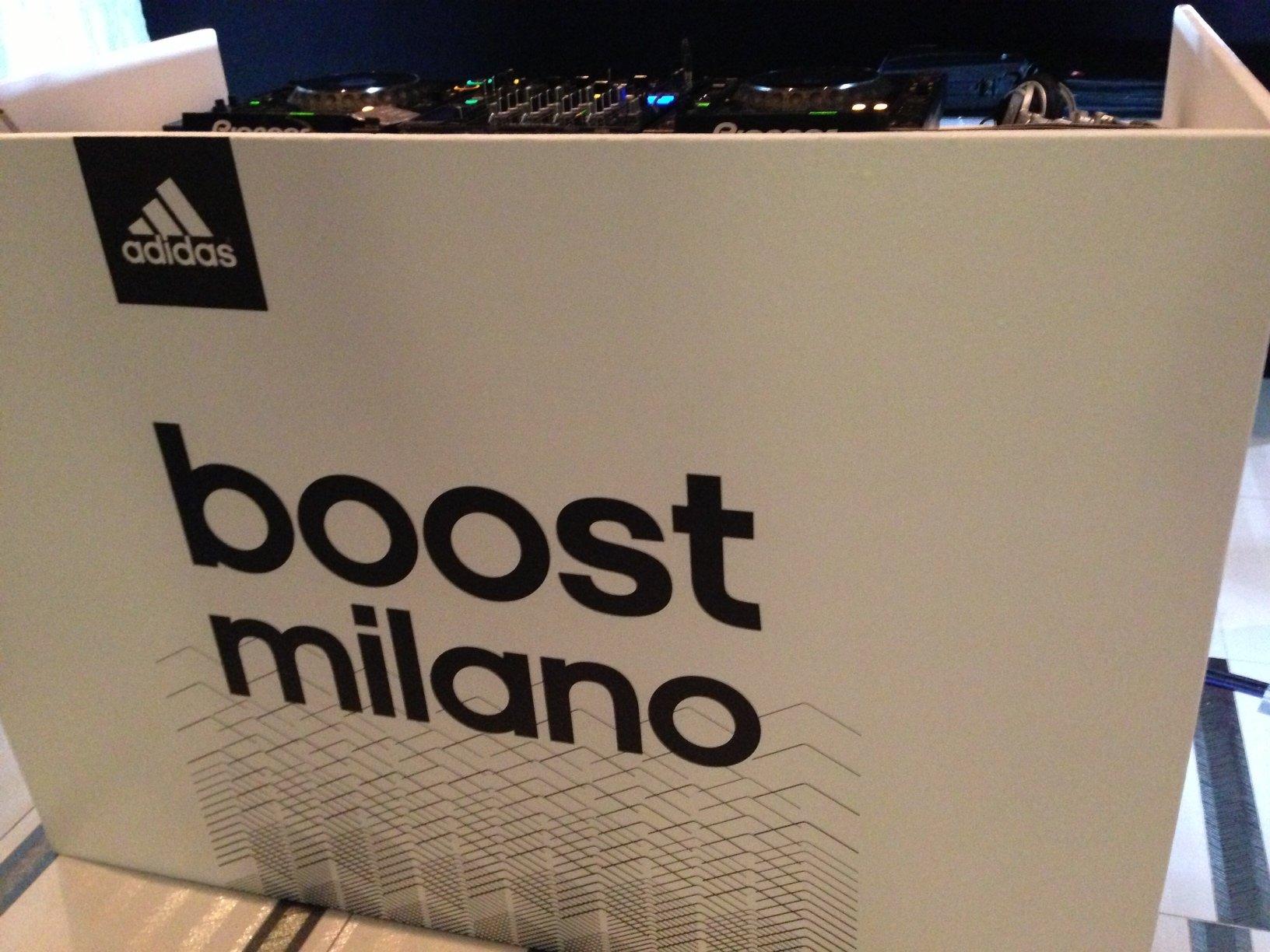 Adidas #Boostmi Party