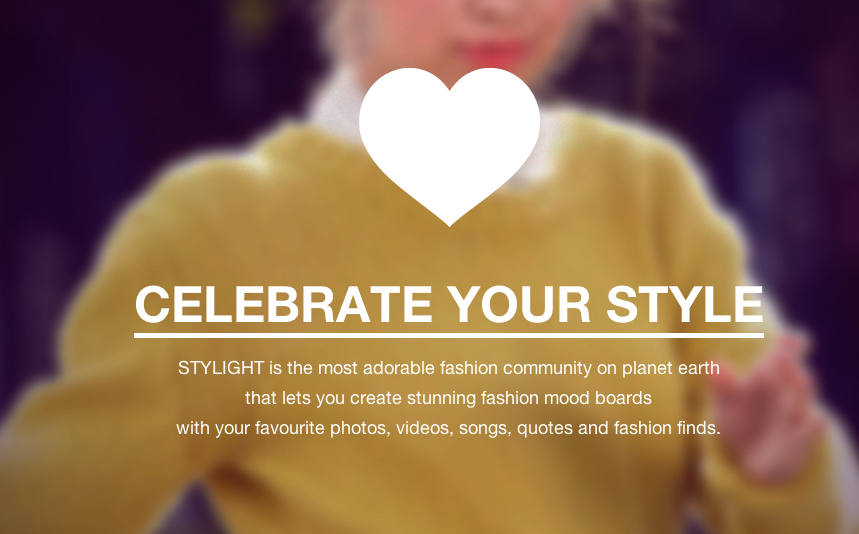 Celebrate your style with Stylight.it!