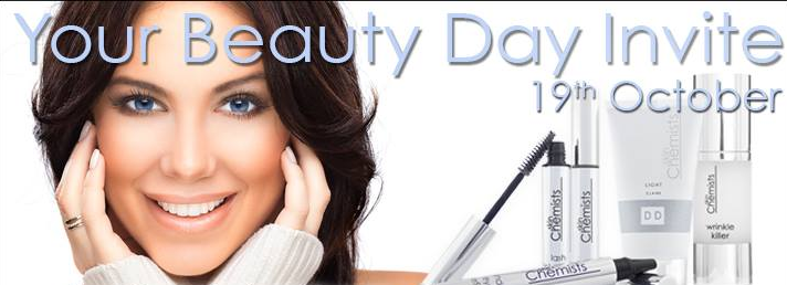 Skin Chemists Beauty Day