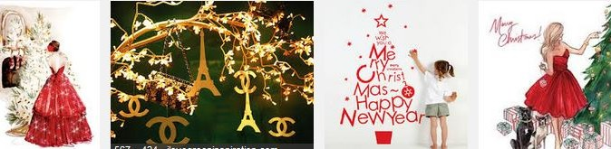 merry christmas fashion