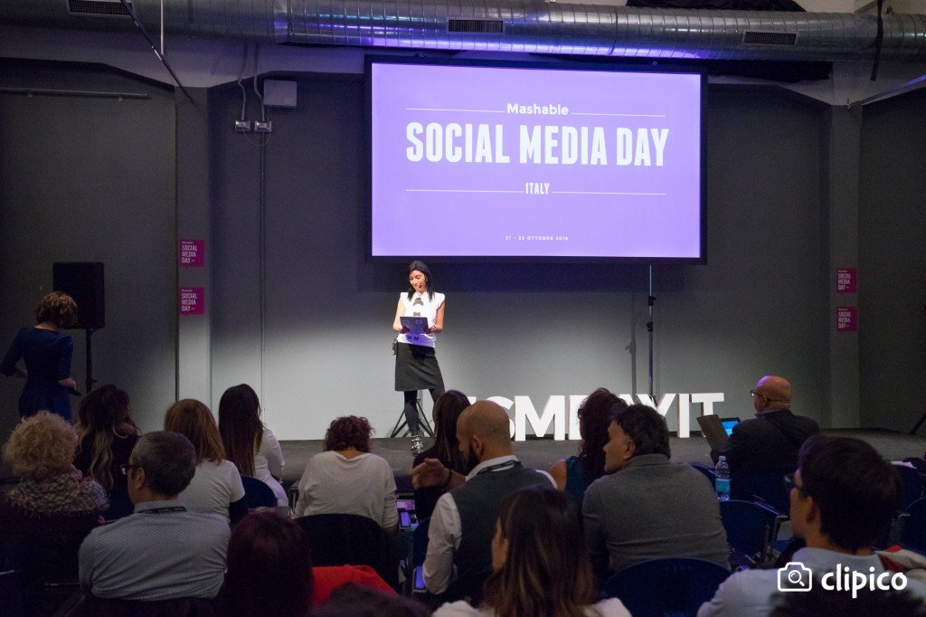 Mashable Social Media Day Italy 2016