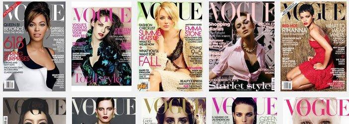 London Vogue Festival Memories