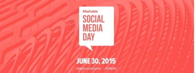 Save the date for Mashable Social Media Day Milano: 30 Giugno 2015
