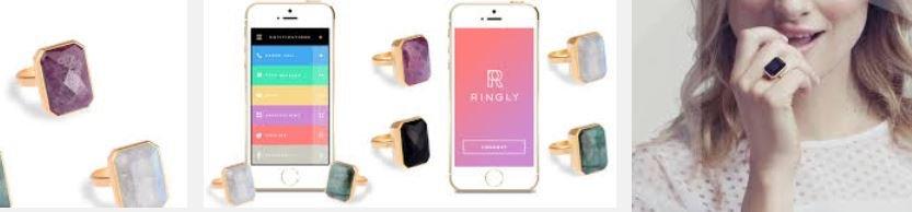 Ringly: l'anello smart che unisce eleganza, tecnologia e design!