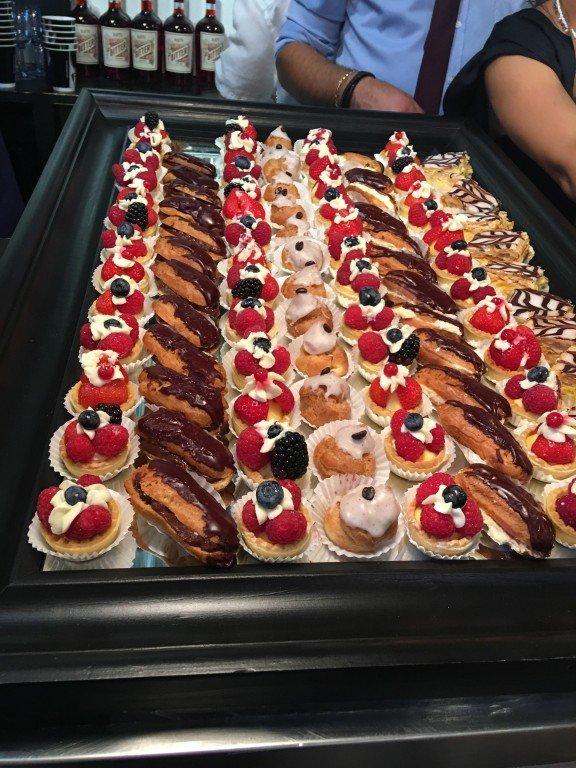 Pastries @ Mercato Metropolitano - London