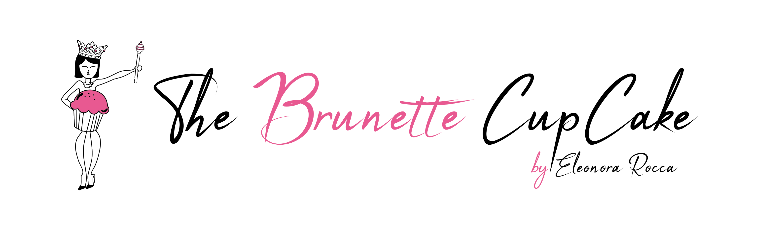 The Brunette Cupcake – by Eleonora Rocca